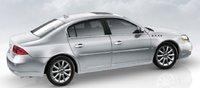 2010 Buick Lucerne, Back seats., exterior, manufacturer