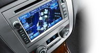 2010 Buick Lucerne, Navigation Screen., exterior, manufacturer