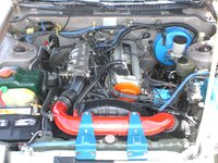 Picture of 1987 Nissan 200SX, engine