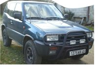Picture of 1995 Nissan Terrano II, exterior