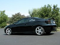 2000 Toyota Celica GTS Hatchback, 2000 Toyota Celica GT-S, exterior