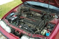 Picture of 1991 Acura Integra LS Hatchback, engine