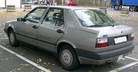 1989 Fiat Croma Overview