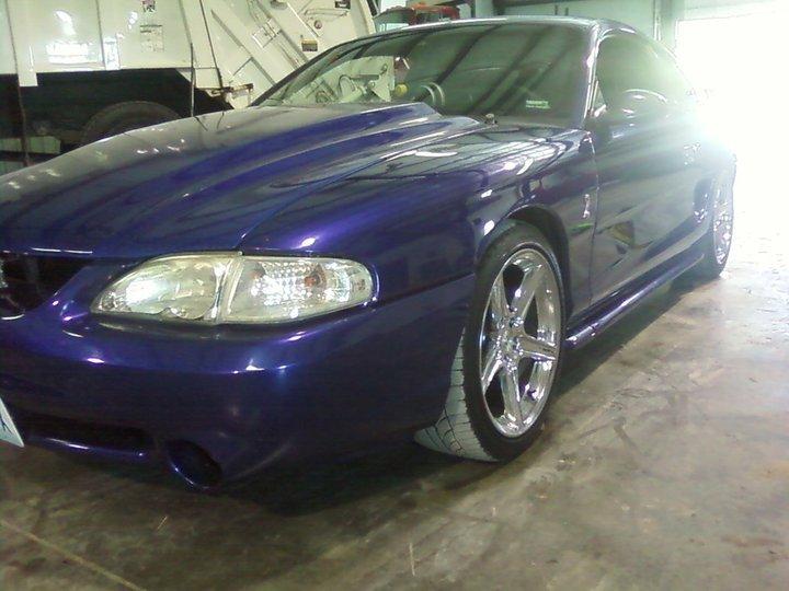 2000 Ford Mustang Svt Cobra R. 1999 camaro svt cobra r
