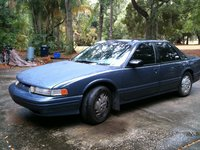 Picture of 1997 Oldsmobile Cutlass Supreme 4 Dr SL Sedan, exterior