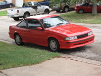 1991 Chevrolet Cavalier Z24 Coupe, Phase 1 Front end swap, exterior