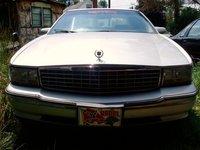 1994 Cadillac DeVille Base Sedan, My 1994 Cadillac Sedan DeVille, exterior