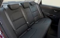 2010 Hyundai Azera, Back Seat. , interior, manufacturer