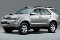 Picture of 2007 Toyota Fortuner, exterior