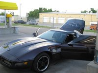 1994 Chevrolet Corvette Coupe, 1994 Chevrolet Corvette 2 Dr STD Hatchback picture, exterior