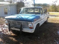 1967 Ford F-100, [BulletLadenMorals], exterior, gallery_worthy