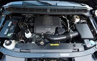 Picture of 2009 Nissan Armada LE 4WD, engine, gallery_worthy
