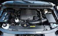 2009 Nissan Armada LE 4WD picture, engine