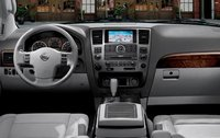 Picture of 2009 Nissan Armada LE 4WD, interior, gallery_worthy
