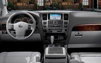 Picture of 2009 Nissan Armada LE 4WD, interior