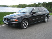 1998 BMW 5 Series Overview