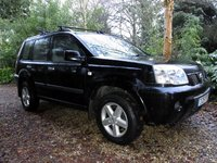 2004 Nissan X-Trail, Its black!, exterior