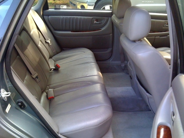2000 Toyota Avalon - Interior Pictures - CarGurus