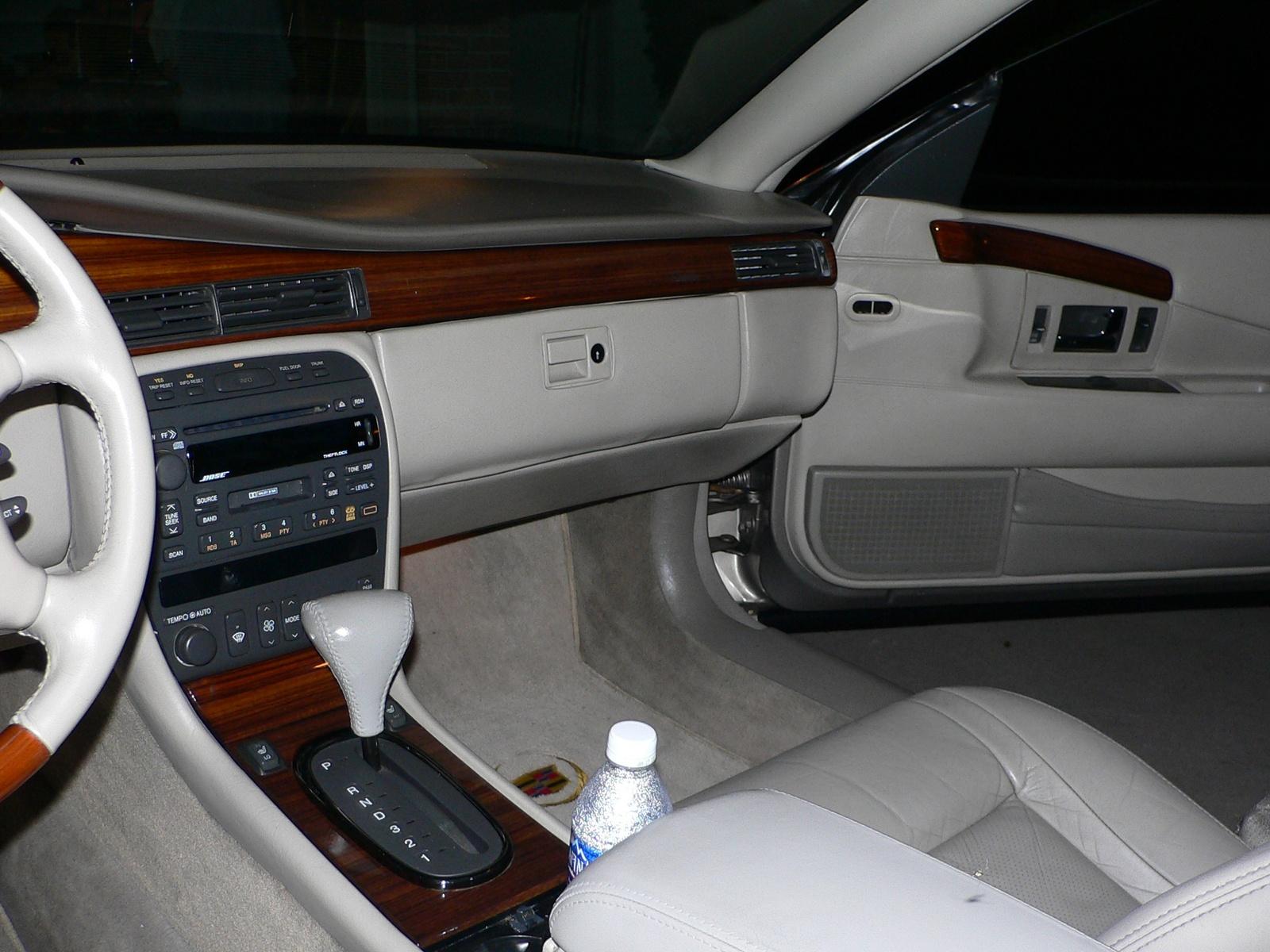 2000 Cadillac Eldorado Interior Pictures Cargurus