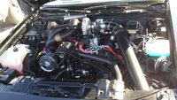 1984 Buick Grand National, 1985 GN. Hope to get to this engine setup eventually., engine