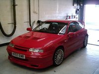 1996 Vauxhall Calibra Overview
