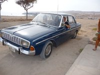 1966 Ford Taunus Overview