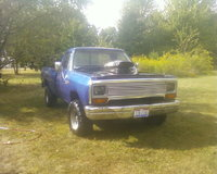 Picture of 1986 Dodge Ram Wagon, exterior, gallery_worthy