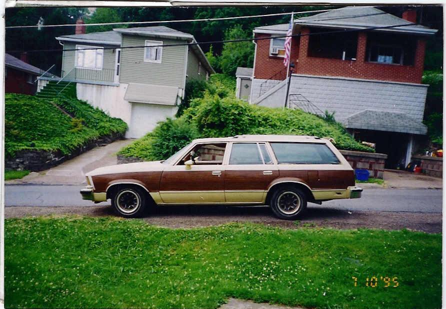 Chevrolet Malibu Questions - how many 1978 305 ci 4 speed malibu
