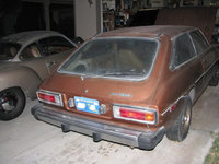 1979 Toyota Corolla SR5, ours looked like this, but with dents, exterior