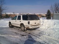 1997 GMC Jimmy 4 Dr SLT 4WD SUV picture, exterior