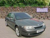Picture of 2003 Renault Laguna, exterior