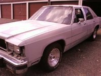 1986 Ford LTD Crown Victoria picture, exterior