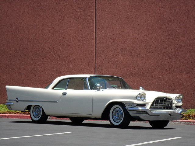 1958 Chrysler 300D, exterior