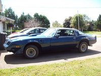 1981 Pontiac Firebird Overview