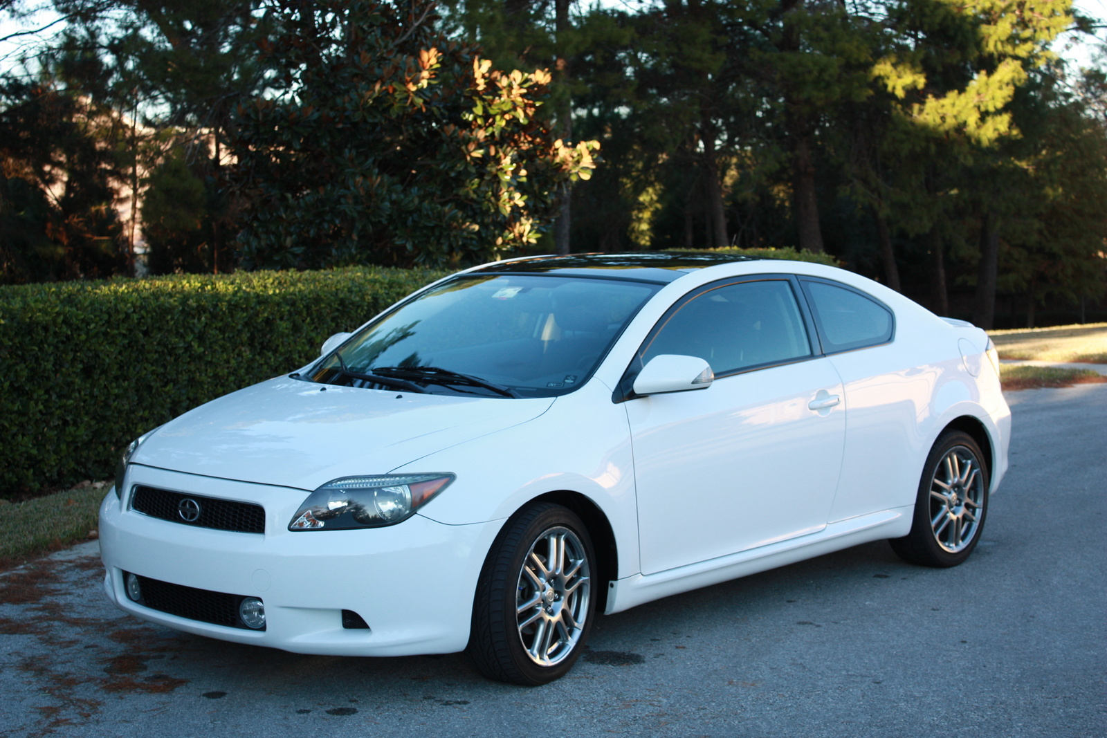 Picture Of 2006 Scion Tc Base