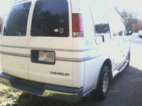 1998 Chevrolet Express Overview