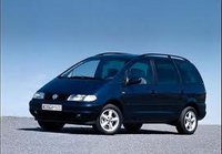 1996 Volkswagen Sharan Overview