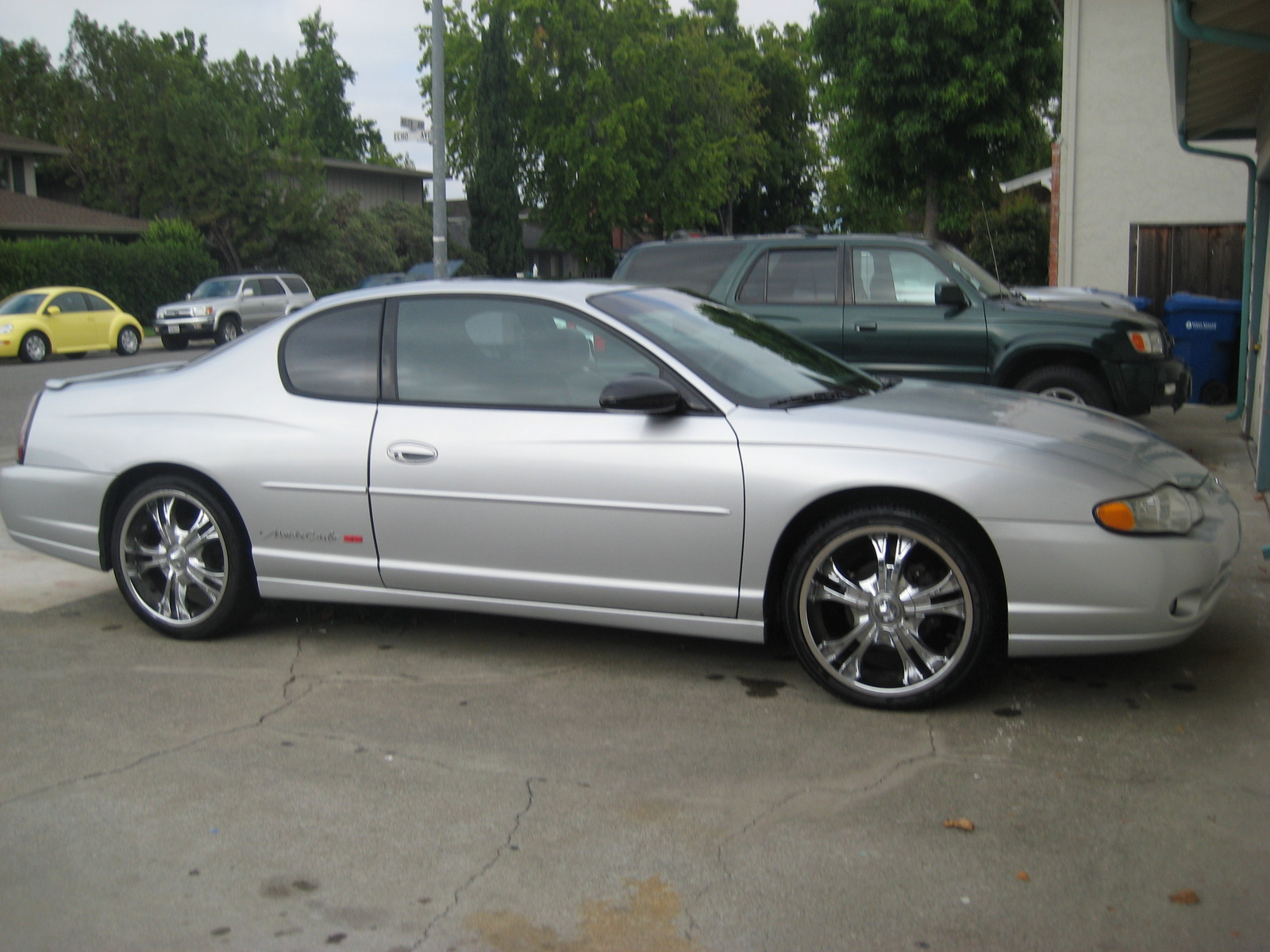 2001 Chevrolet Monte Carlo SS - Exterior Pictures - Picture of 2001 ...