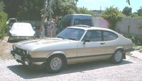 1979 Ford Capri Overview