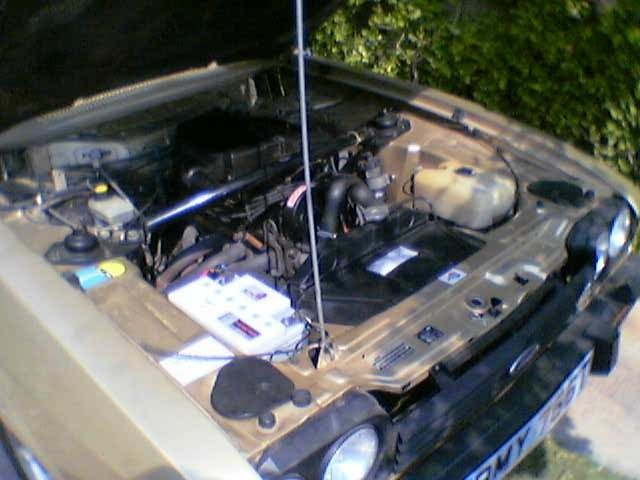 Picture of 1979 Ford Capri, engine, gallery_worthy