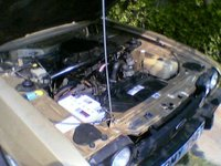 Picture of 1979 Ford Capri, engine