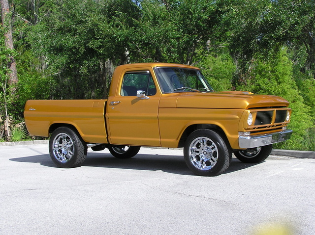 1972 Ford F-100 - Pictures - CarGurus
