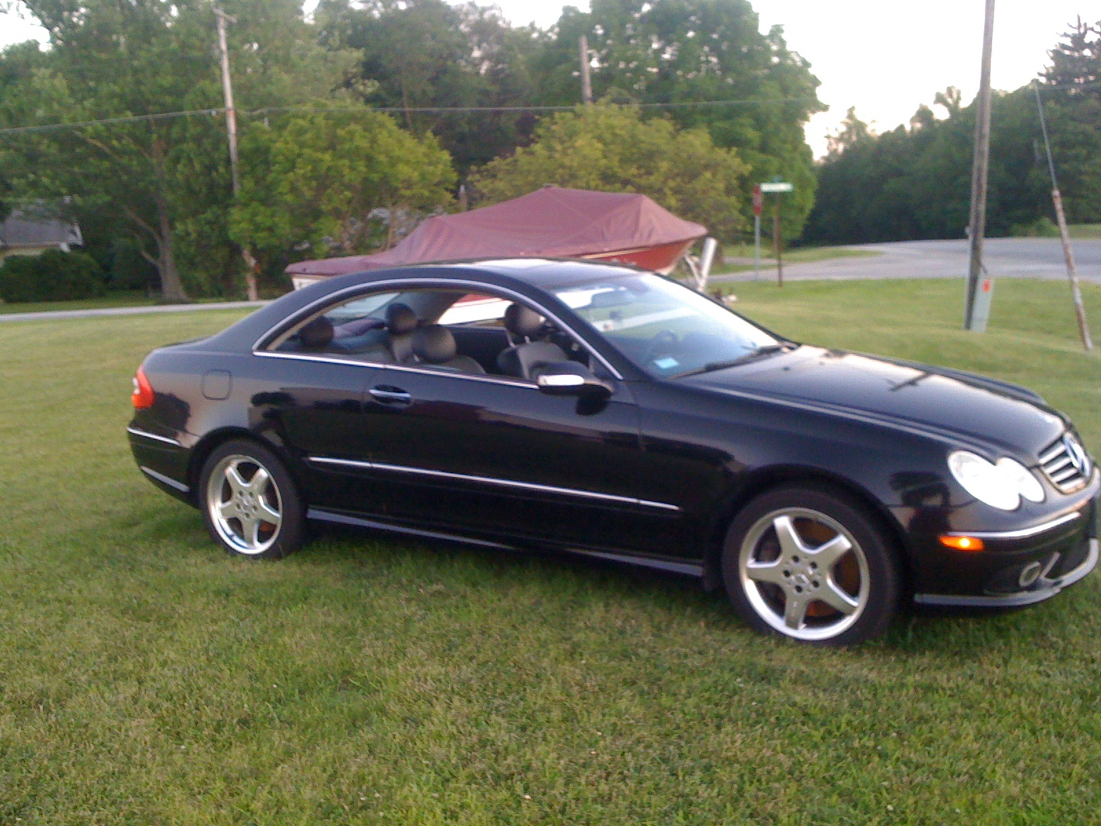 Mercedes benz clk class questions my mercedes benz clk for Mercedes benz clk 500