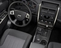 2010 Jeep Liberty Limited 4WD picture, interior