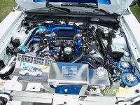 Picture of 1994 Ford Mustang GT Coupe, engine, gallery_worthy