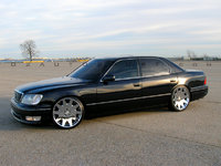 Picture of 1996 Lexus LS 400 400 RWD, exterior, gallery_worthy