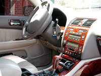 1996 Lexus LS 400 Base, 1996 Lexus LS 400 4 Dr STD Sedan picture, interior
