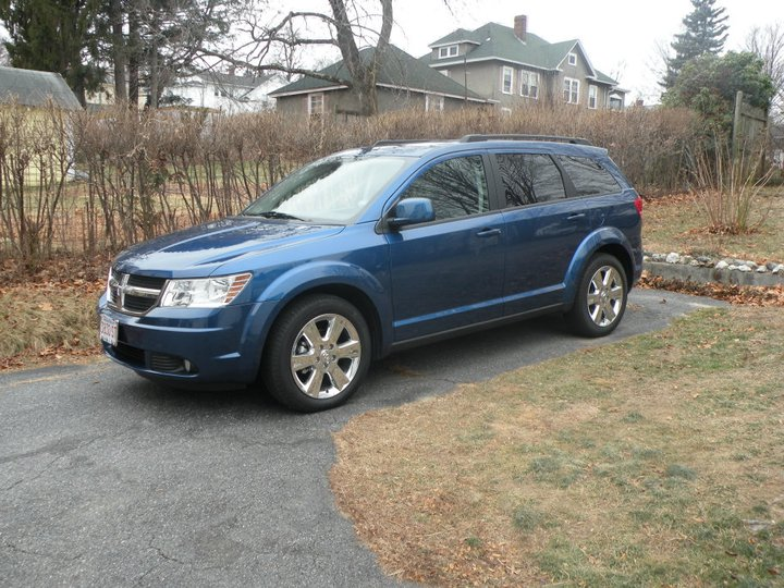 ... BEST CAR AND MOTORCYCLE MODIFICATION PICTURE: dodge journey sxt awd