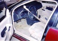 Picture of 1994 Saturn S-Series 4 Dr SL2 Sedan, interior