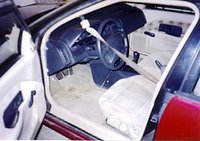 Picture of 1994 Saturn S-Series 4 Dr SL2 Sedan, interior